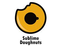 Sublime Doughnuts Rebranding