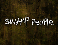 Swamp People: creation of keyart