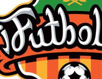 Futbolito event logo