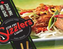 Stir Fry Sizzlers