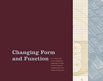 Typographers French Fold Book Design | Typography II