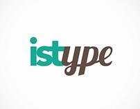Istanbul Typography Seminars Brand Identity