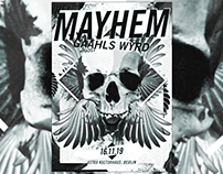 Mayhem and Gaahls Wyrd + GosT live in Berlin
