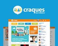 Plataforma Craques Itaú