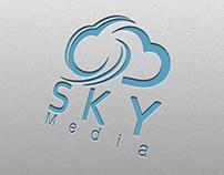 SKY MEDIA -Branding Identity