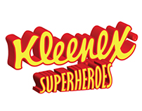 Kleenex Superheroes