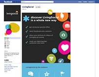 LivingSocial Facebook Pages