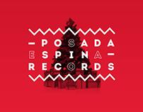 Posada Espina Records