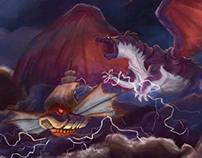 Visual Development: Storm Slayer