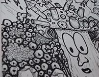 Doodle Battle Love - Wilmai