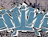 NTN graffiti