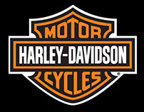 "Copyad ""Harley-Davidson"""