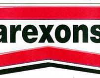 "Campagna stampa per supercolla istantanea  ""Arexons"""