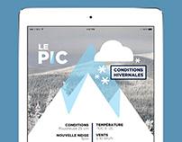 UI - Application mobile Hiver 2015
