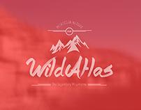 Wild Atlas Vintage Logo