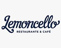 Lemoncello :: Diseño de Logo e Individuales