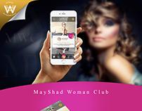 Application Mayshad women club
