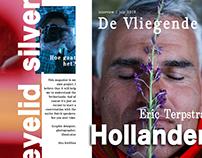 """De Vliegende Hollander"" -magazine template"
