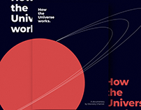 How the Universe works: poster series