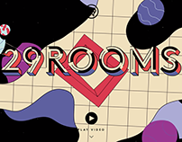29Rooms 2016