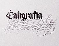 Caligrafia e Lettering 2