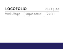 Logofolio   |   2016   |   Part 1   |    A-E
