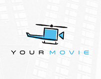 Your Movie – logo & design identity