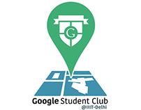 Brand & Logo Design | Google Student Club, IIIT-Delhi