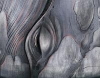 """Inspired by """"Il posto delle balene""""- J.M.G.Le Clèzio"""