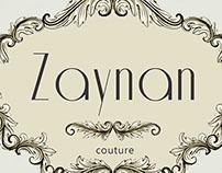 Logo Design for clothing brand ZAYNAN