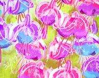 Floral Study 5