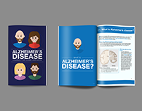 Alzheimer's Disease Patient Education Booklet