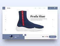 Prada Shoe Product Design
