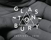 Glastonbury Biometric Tattoo
