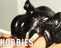 Hobbies de resina epoxica