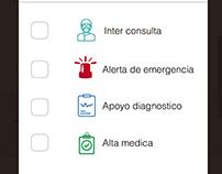 SIOS - Aplicación para servicios del sistema de salud