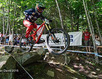 Monte Sainte Anne World Cup '16