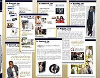 Maurice A. Lee Media Kit