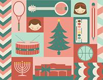 Oak Grove Holiday Card