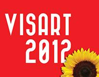 visart 2012 poster design