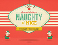 The Naughty or Nice Machine