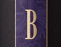 Blackstone Package Design