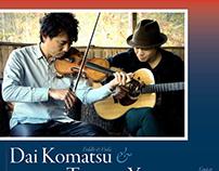 Dai Komatsu & Tetsuya Yamamoto