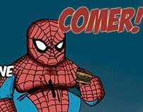 """""""Spider Fat"""""""