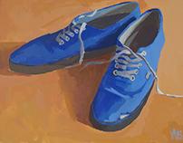 Covers alla Yairs, Zapatos de artista de Vincent