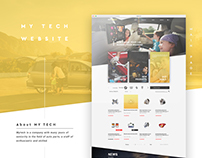 MYTECH Website
