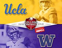 College Football - Social Media