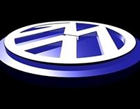 Animacja 3D - Volkswagen