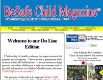 BeSafe Child Website