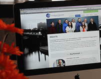 Information Technology Services Website Design